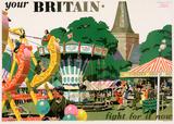 Your Britain Digitálně vytištěná reprodukce
