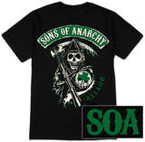 Sons of Anarchy - SOA Ireland T-Shirt