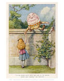 Humpty Dumpty Giclee Print