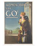 Woman Say Go - Reprodüksiyon