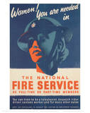 Fire Service Posters