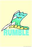 Rumble Sunny by Annimo Poster Prints