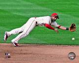 Daniel Descalso 2013 Action Photo