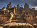 The Pre Rup Temple Located at Angkor in Cambodia Photographic Print by Kyle Hammons