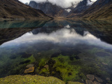 Andes Mountains of Peru Photographic Print by Patrick Brooks Brandenburg