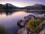 Illumination - Sparks Lake Oregon Photographic Print by Aaron Reed