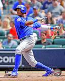 Starlin Castro 2013 Action Photo