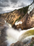 Lower Yellowstone Falls Photographic Print by Brad Beck