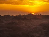 Alien World in Badlands National Park Photographic Print by Mike Cavaroc