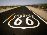 Get Your Kicks on Rte. 66 Photographic Print by Dick Reed