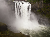 Snoqualmie Falls Photographic Print by Jaime Pharr