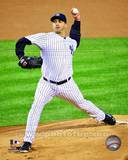 Andy Pettitte 2013 Action Photo