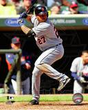 Jhonny Peralta 2013 Action Photo