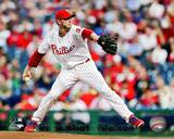 Roy Halladay 2013 Action Photo