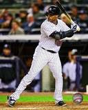 Robinson Cano 2013 Action Photo