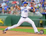 James Shields 2013 Action Photo