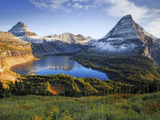 Hidden Lake - Glacier National Park, Montana Photographic Print by Aaron Reed