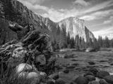 Yosemite Valley, Yosemite National Park, California. Reprodukcja zdjęcia autor Jon A. Soliday