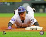 Carlos Gonzalez 2013 Action Photo