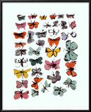 Butterflies, 1955 Print by Andy Warhol