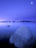 Scenic Image of Lake Tahoe, Ca. Photographic Print by Justin Bailie