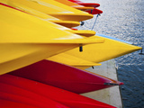 Kayaks Photographic Print by Jaime Pharr