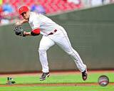 Zack Cozart 2013 Action Photo