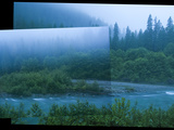 Cascade River, Mineral Park Campground, Washington Photographic Print by Ethan Welty