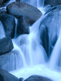 Scenic Image of Cascade Creek in Yosemite National Park. Photographic Print by Justin Bailie