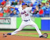 MLB Matt Harvey 2013 Action Photo