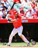 Albert Pujols 2013 Action Photo