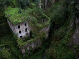 Sorrento, Italy: the Old Mill Located Near the Heart of Sorrento. Photographic Print by Ian Shive