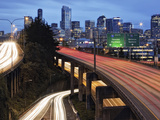All Roads Lead to Home - Seattle Washington Photographic Print by Aaron Reed