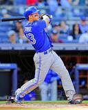 Brett Lawrie 2013 Action Photo