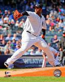 C.C. Sabathia 2013 Action Photo