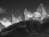 Mt. Fitz Roy; Argentine Patagonia, South America. Photographic Print by Jon A. Soliday