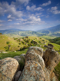 Rolling Green Hills of Central California Photographic Print by Ian Shive