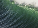 Wave, Close-Up, Santa Cruz, Ca Usa Photographic Print by Rob Casey