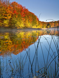 Sunrise on a Lake in Northern Maine. Photographic Print by Ian Shive