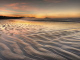 Sunrise at Long Beach in Pacific Rim National Park on the West Coast of Vancouver Island Photographic Print by Kyle Hammons