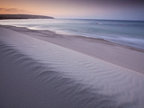 Santa Rosa Island, Channel Islands National Park, California: Evening on Becher's Bay Beach. Photographic Print by Ian Shive
