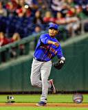 Ruben Tejada 2013 Action Photo
