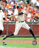 Hunter Pence 2013 Action Photo