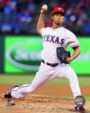 Yu Darvish 2013 Action Photo