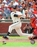 Buster Posey 2013 Action Photo