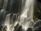 Ramona Falls Photographic Print by Al Stern