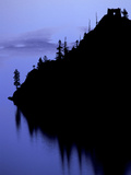 Scenic Image of Fannette Island in Emerald Bay. Lake Tahoe, Ca. Photographic Print by Justin Bailie