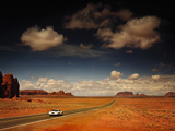 Desert Hiway Photographic Print by Dick Reed