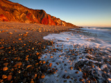 Martha's Vineyard, Ma: Moshup Beach in Aquinnah Formerly known as Gay Head. Lámina fotográfica por Ian Shive
