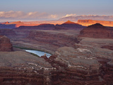 The White Rim Trail in Canyonlands National Park, Near Moab, Utah Photographic Print by Sergio Ballivian